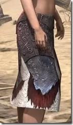 Falkreath Greaves - Female Right