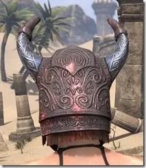 Falkreath Helm - Female Back