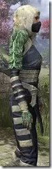 Naryu's Morag Tong Costume Dyed Close Side