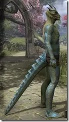 Warrior-Poet Tattoos - Argonian Side