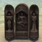 Triptych of the Triune