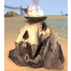 Witches' Brazier, Beast Skull