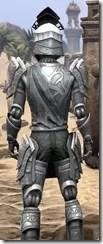 Apostle Iron - Male Close Back