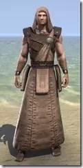 Courier Uniform - Male Front