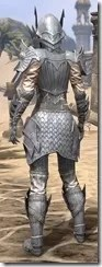 Ebonshadow Iron - Female Back