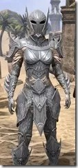 Ebonshadow Iron - Female Close Front