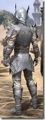 Ebonshadow Iron - Male Back