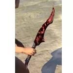 Ebonshadow Rubedite Dagger