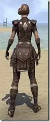 Hallin's Stand Sevenmth Legion - Female Back