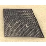 Scavenged Grating, Wide