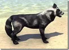 Shadowghost Pack Wolf Side