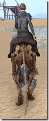 Skeletal Senche Back