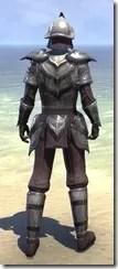 Steel Shrike - Male Back