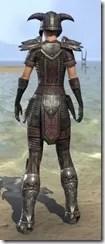Stormfist - Female Back