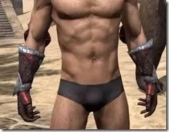 Yokudan Gauntlets - Male Front