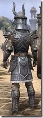 Yokudan Iron - Male Back
