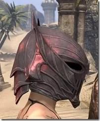 Ebonshadow Helm - Female Right