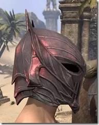 Ebonshadow Helm - Male Right