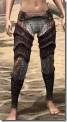 Hlaalu Greaves - Female Front