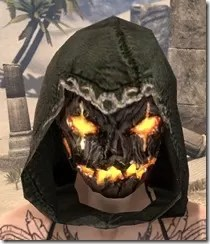 Hollowjack Spectre Mask - Female Front