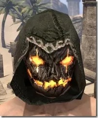 Hollowjack Spectre Mask - Male Front