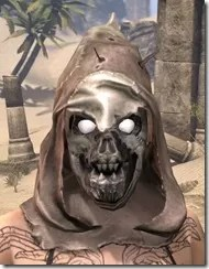 Scarecrow Spectre Mask - Female Front