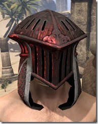 Telvanni Helm - Male Front