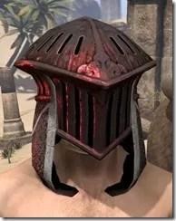 Telvanni Helm - Male Front