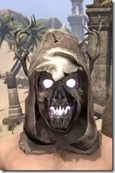 Thicketman Spectre Mask - Male Front