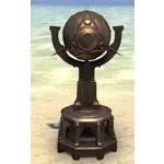 Clockwork Globe, Stand