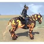 Flame Atronach Horse