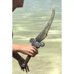 Akaviri Orichalc Dagger
