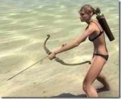 Ancient Elf Beech Bow 2