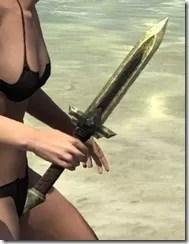 Ancient Elf Orichalc Dagger 2
