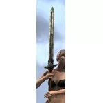 Ancient Elf Orichalc Greatsword
