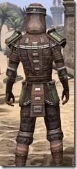 Argonian Steel - Male Close Rear
