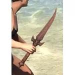 Barbaric Dwarven Dagger