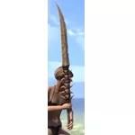 Barbaric Orichalc Greatsword
