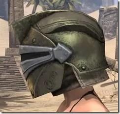 Breton Orichalc Helm - Female Side