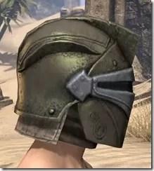 Breton Orichalc Helm - Male Right