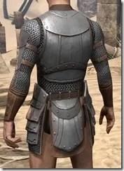 Breton Steel Cuirass - Male Rear