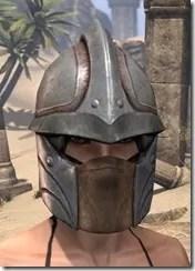 Breton Steel Helm - Female Front