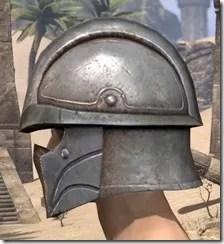Breton Steel Helm - Male Side