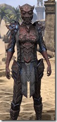 Dragon Priest Rubedite - Female Close Front