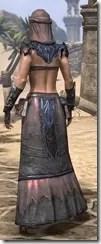 Fang Lair Ancestor Silk - Female Robe Back