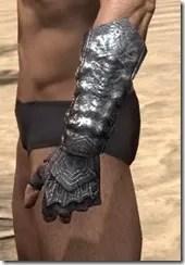 Fang Lair Ancestor Silk Gloves - Male Side