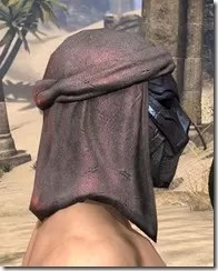 Fang Lair Ancestor Silk Hat - Male Right