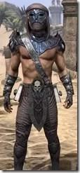 Fang Lair Ancestor Silk - Male Shirt Close Front