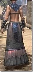 Fang Lair Ancestor Silk Robe - Female Rear