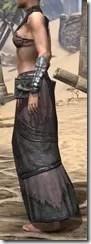 Fang Lair Ancestor Silk Robe - Female Side